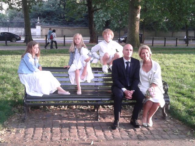 Cia & Krille London wedding (13)